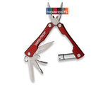 Мультитул Swiss Tech - Mini Multi-tool 8 in 1 SWT35000