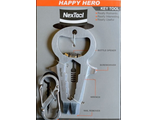 Мультитул Nextool -  Happy Hero Pocket Tool (linder LN385007) + S-карабин