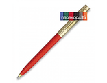 Ручка Fisher Spacepen - M4 Civilian S200 Apollo, red/gold FPS251GR